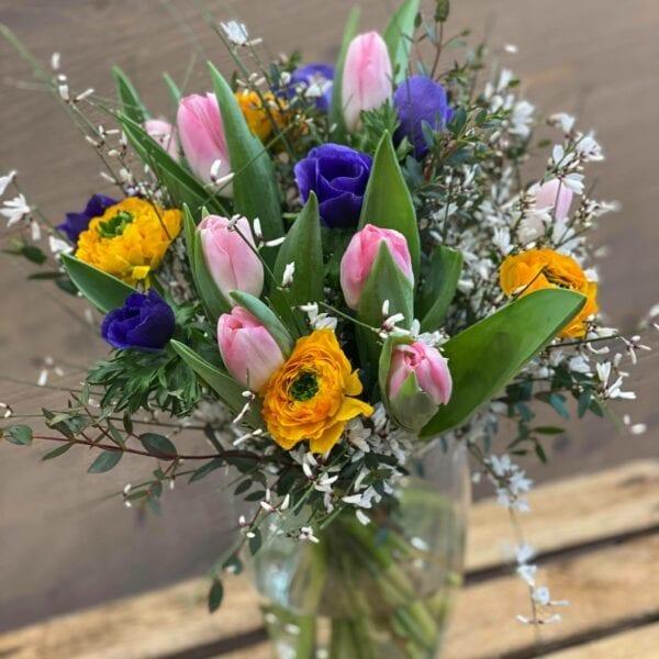 bouquet printemps haguenau