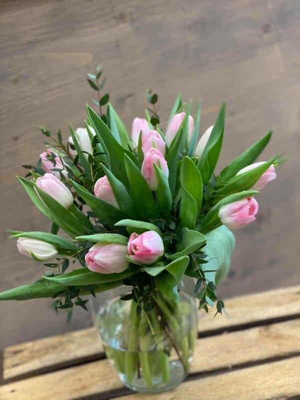bouquet de tulipes haguenau